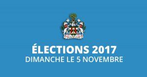 Élections St-Martin de Beauce 2017