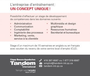 Pub Tandem international