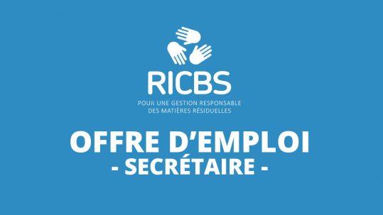 RICBS Offre d'emploi